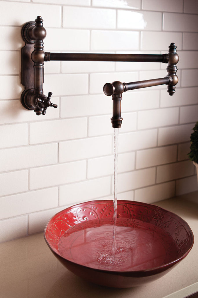 Waterstone Traditional Wall Mounted Potfiller 3150