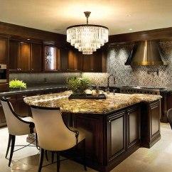 Kitchen Island Lighting Fixtures Storage Unit Robeson Design – San Diego, Ca | Waterstone Luxury ...