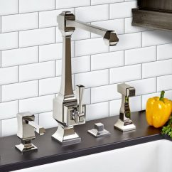 Luxury Kitchen Faucets Farmhouse Sinks Sales News Waterstone Yorktown Faucet Suite