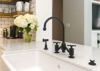 Waterstone Hampton Bridge Faucet - 6350