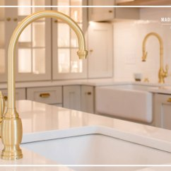 Luxury Kitchen Faucets Prefab Outdoor Kitchens Waterstone Hampton Faucet