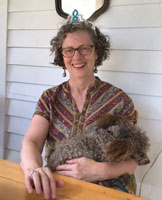 Mary Logue, W~SR workshop panelist