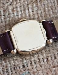 vintage hamilton martin wrist watch