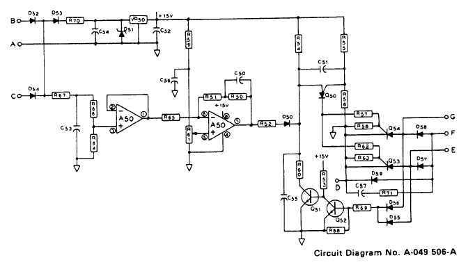 Figure 4-13. Circuit Diagram For Voltage Regulator Circuit