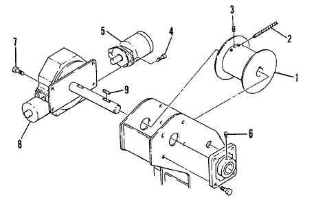 Wire Spool Drum Drum Tree Wiring Diagram ~ Odicis