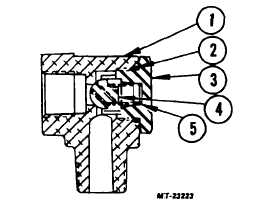 Fig. 1 Cross Sectional View of One- Way Check Valve
