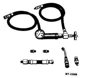 Fig. 2 SE-2780 Power Steering Analyzer