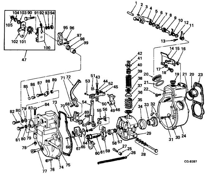 3306 cat engine timing marks diagram