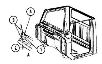 Fig. 42. Filler Panel to Dash Panel Spot Welds