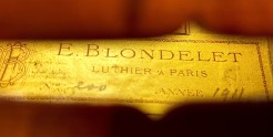 Blondelet label 1
