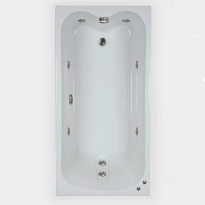 7236 Elite Whirlpool Bathtub Watertech Whirlpool Baths