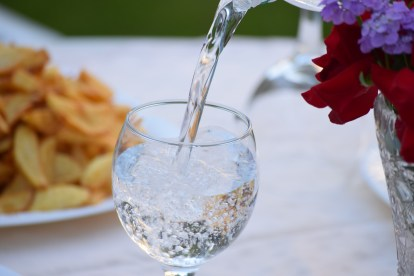 mineral waters