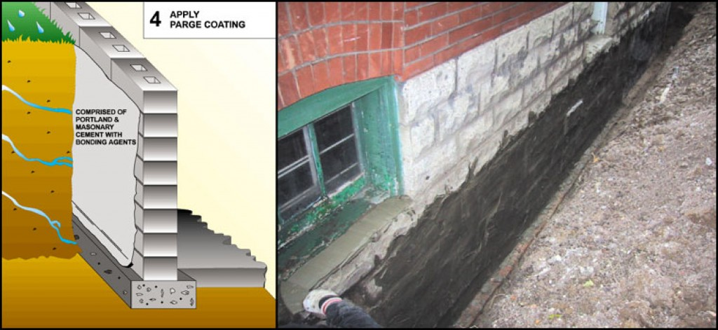 Image Result For Waterproofing Ba T Walls