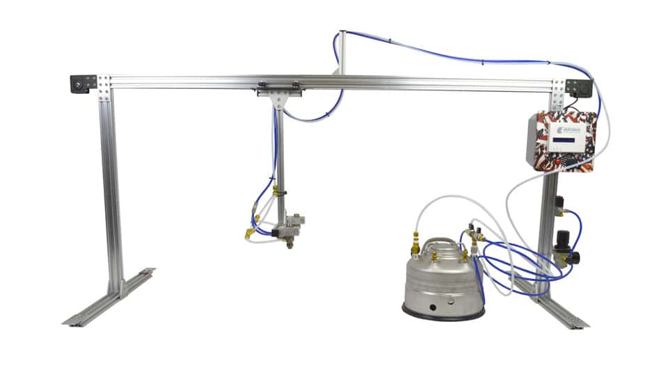 Automated Activator Spray Systems for Water Transfer