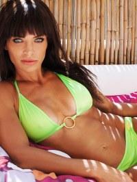 Neon Green Bikini