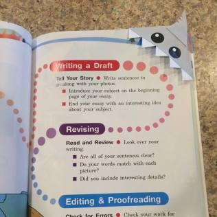 Shark bookmark 2