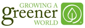 Growing a Greener World logo