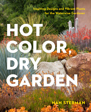 Hot Color, Dry Garden book cover by Nan Sterman