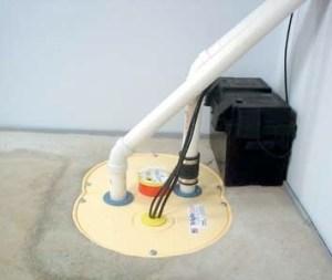 Toronto Sump Pump Installation