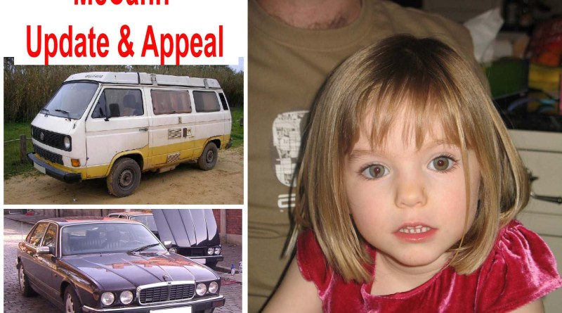 Met Police Detectives leading enquiries into the 2007 disappearance of Madeleine McCann have made a new public appeal for information.