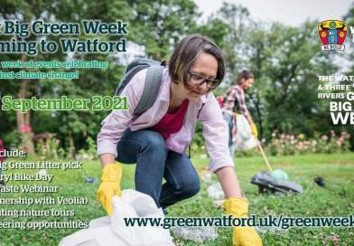 Big Green Climate Week Event is coming