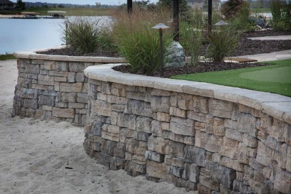 Types of Retaining Wall Blocks Pins