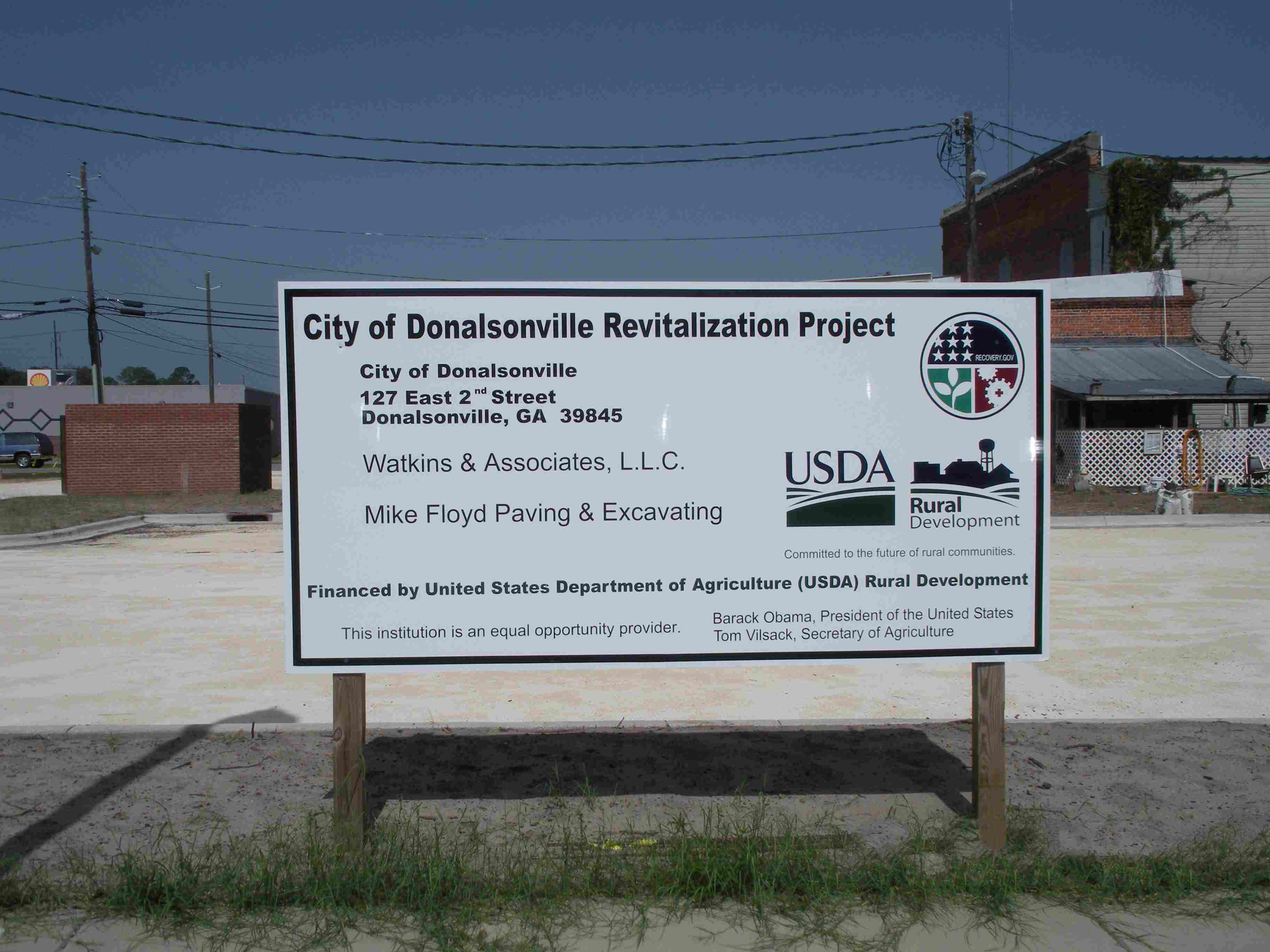 Funding Assistance Redevelopment Grant-a