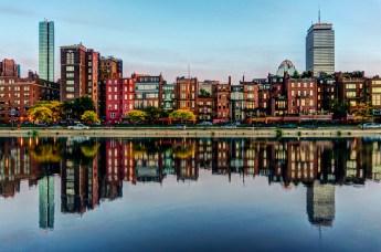 boston_back_bay_reflection