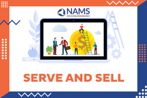 Serve and Sell