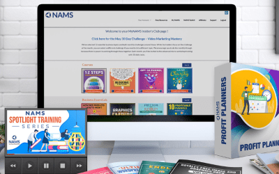 10th Anniversary NAMS Offer and Income Content