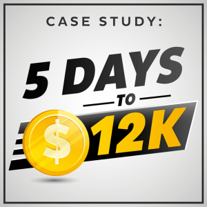 5 Days to $12k