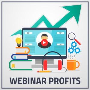 webinar profits