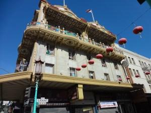 Chinatown and North Beach