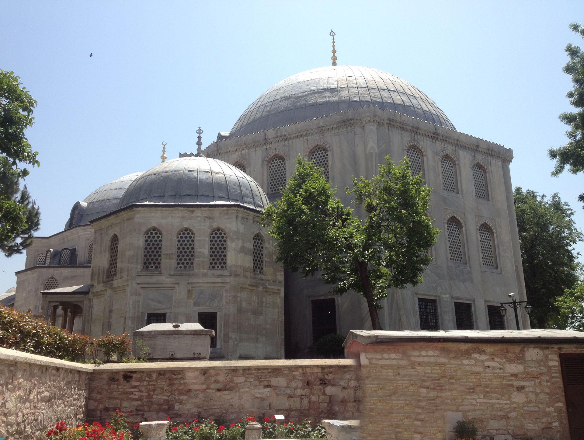 Istanbul Turquie église de Sofia Hagya