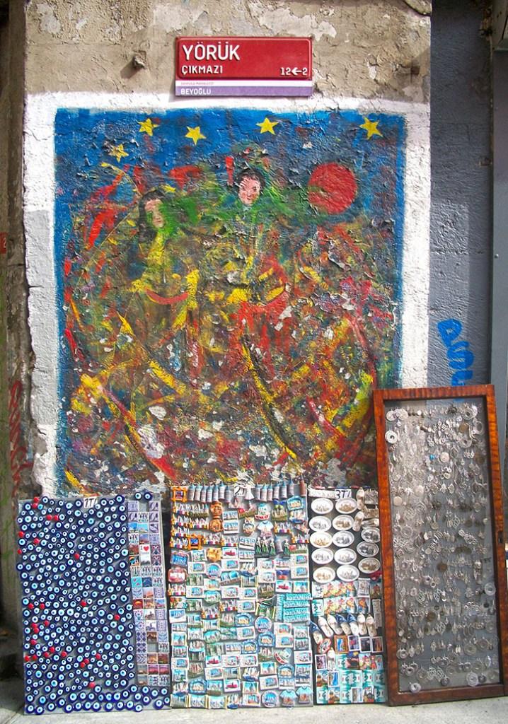 Istanbul, Turquie, Street Art