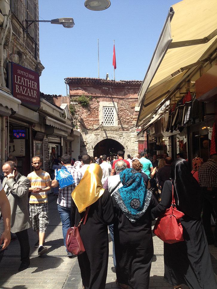 Istanbul, Turkey, Bazaar