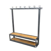 Coat & Shoe Rack - Watson Gym Equipment