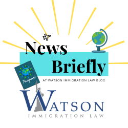 Tahmina Watson Immigration News update