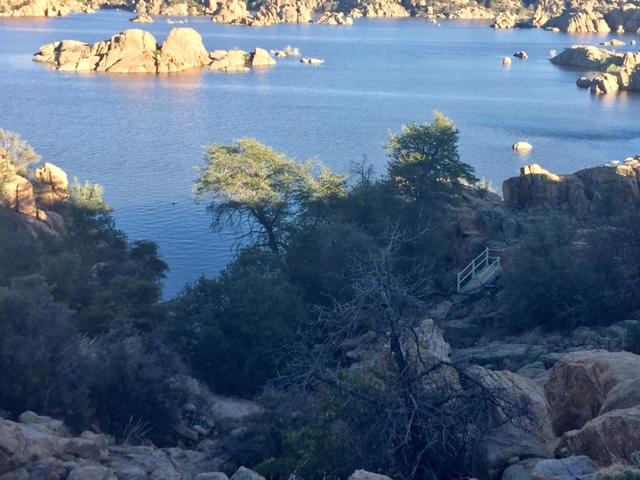 Watson Lake Inn Minutes from the Shoreline in Prescott AZ