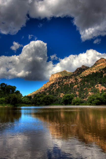 Granite Basin Prescott Arizona