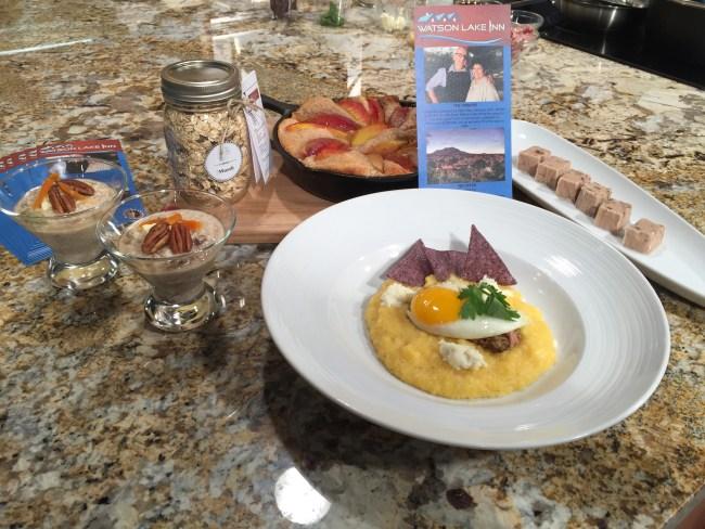 Watson Lake Inn Breakfast AZTV