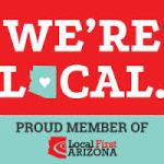 Watson Lake Inn supporting Local First Arizona