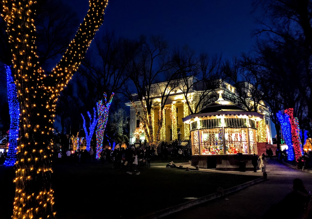 Happy Holidays from Watsom Lake Inn