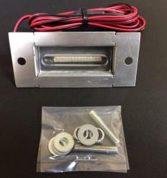 micro flush mount led third brake light [ 1632 x 1224 Pixel ]