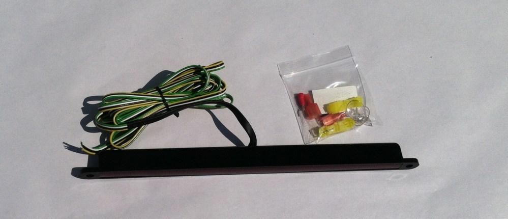 medium resolution of 6 volt products brake lights exterior lighting third brake lights