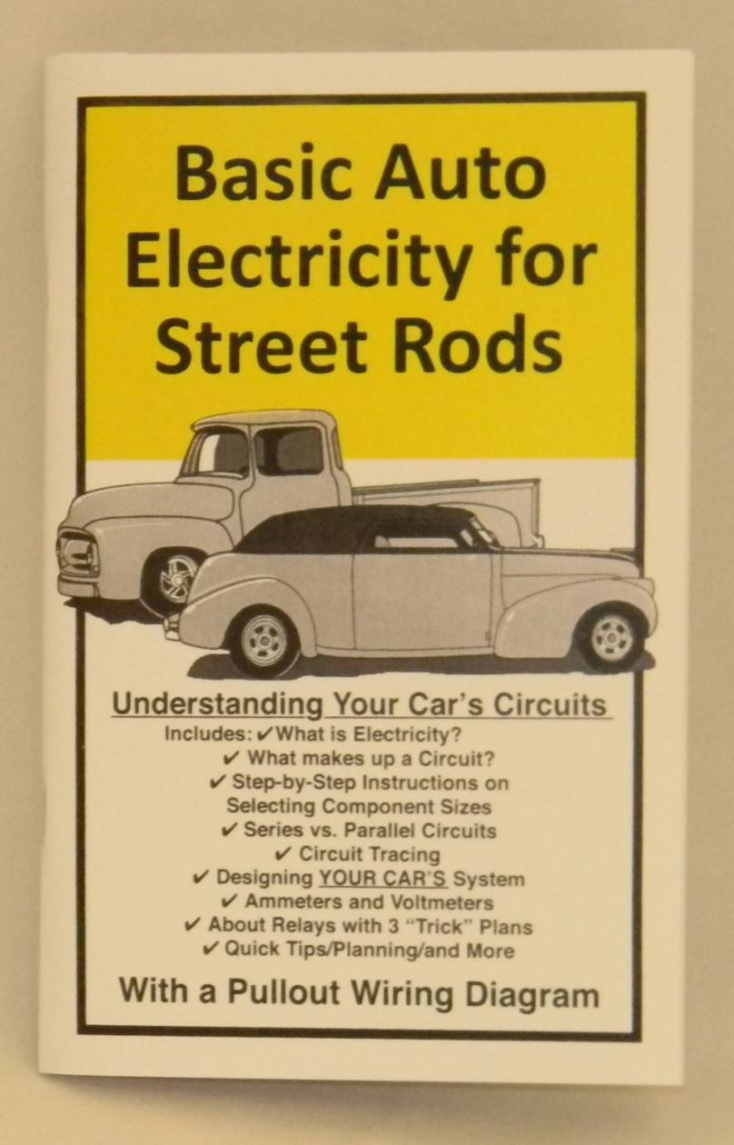 hight resolution of basic auto electricity book