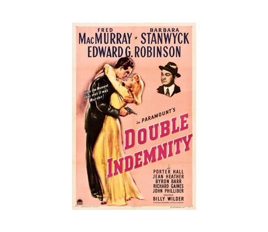 《雙重賠償》Double Indemnity