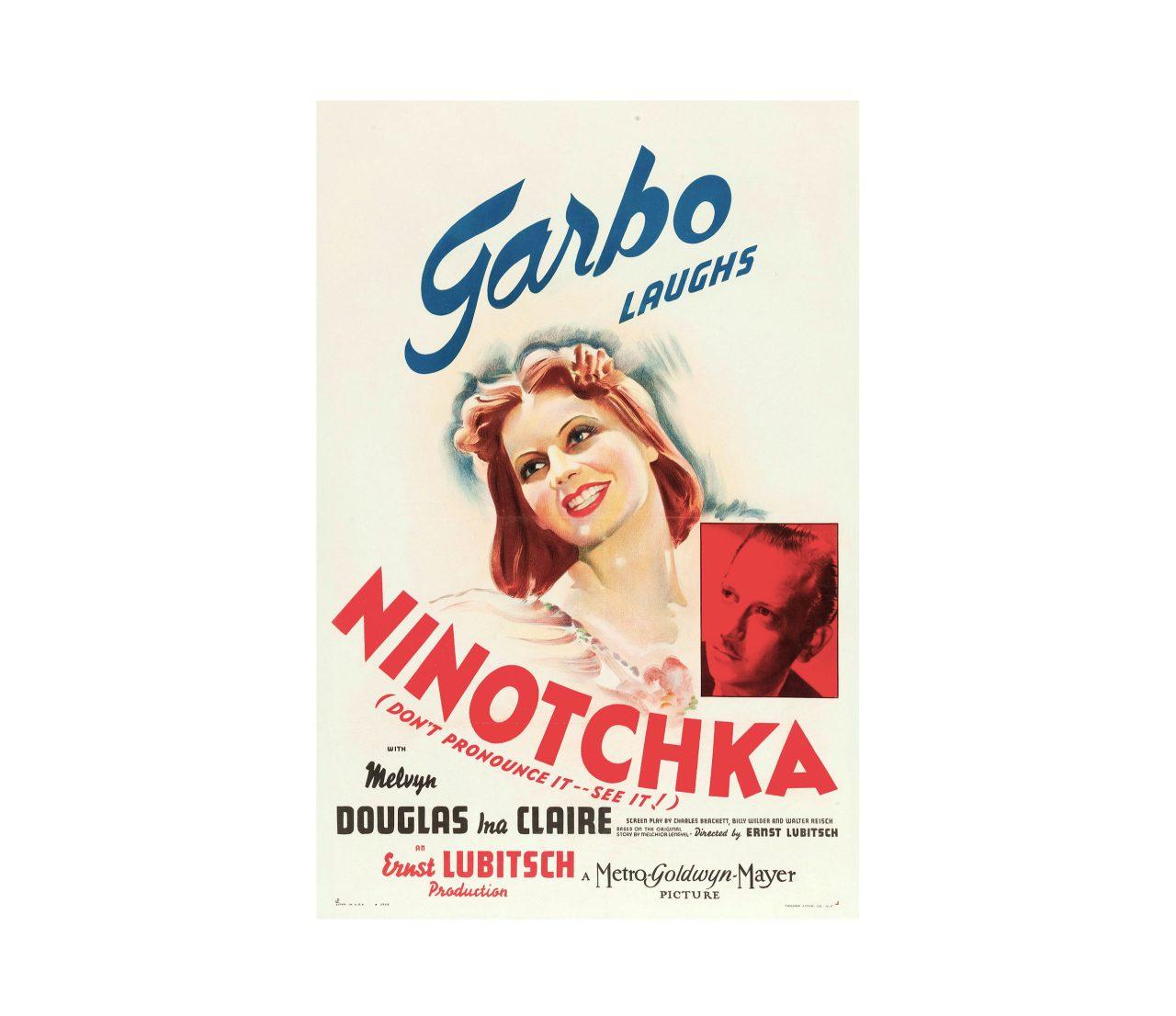 《俄宮豔使》 Ninotchka (1939)