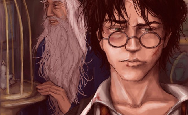 Chapter 37 The Lost Prophecy Harry Potter Thoughts And