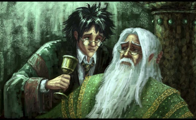 Chapter 26 The Cave Harry Potter Thoughts And Theories